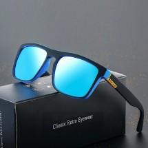 Мъжки поляризирани слънчеви очила с удобен класически дизайн