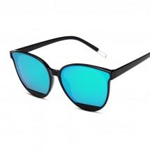 Унисекс слънчеви очила, различни цветове на стъклата