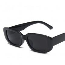 Ретро правоъгълни дамски слънчеви очила
