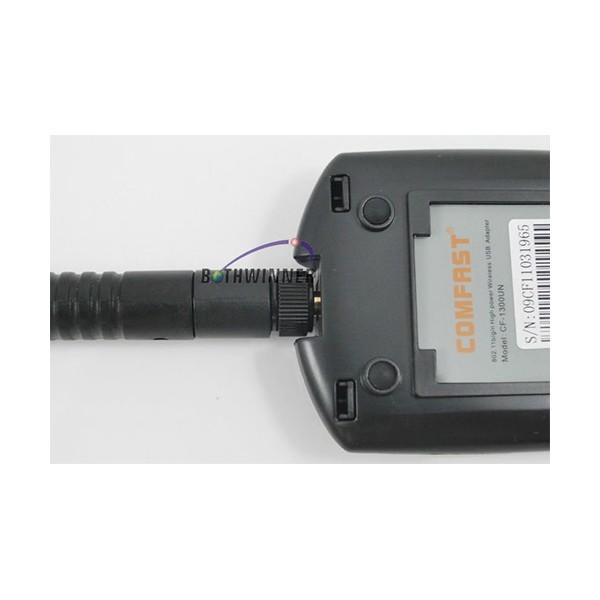 Антена за интернет Comfast 8000N 150mb Стабилна връзка с новия чип Ralink 3070 4