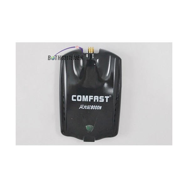 Антена за интернет Comfast 8000N 150mb Стабилна връзка с новия чип Ralink 3070 5