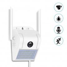 Камера с Wifi, вградено LED осветление, Full HD и водоустойчива структура IP2