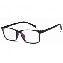 Универсални диоптрични рамки за очила с лека структура и прозрачни стъкла