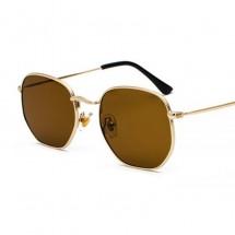 Унисекс слънчеви очила във форма на шестоъгълник