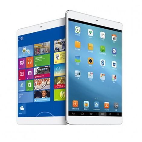 Teclast x98 air 3g , две операционни системи, Android 4.4 и Windows 8.1