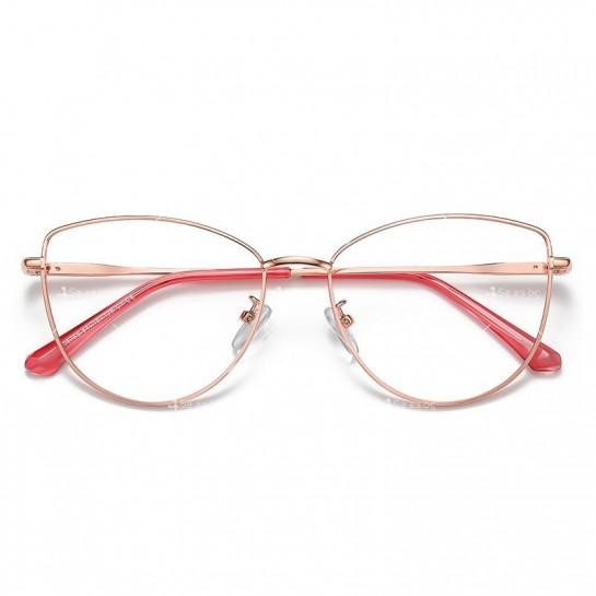 Grixalis дамски очила за компютър против синя светлина