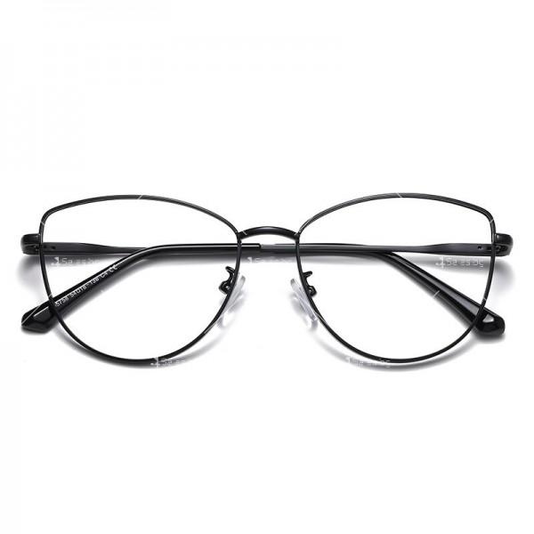 Grixalis дамски очила за компютър против синя светлина 2