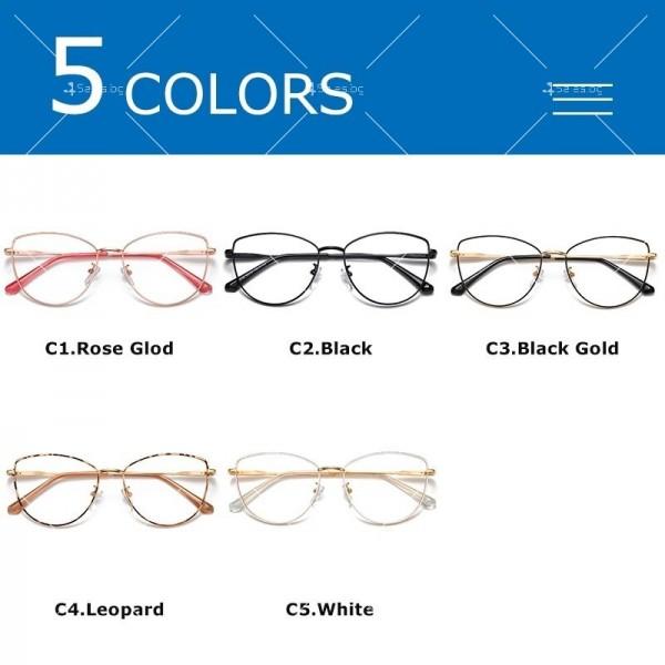 Grixalis дамски очила за компютър против синя светлина 8