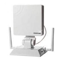 Wireless антена за безжичен интернет с голям обхват