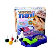 Принтер за нокти Nail Color machine с 4 метални шаблона за дизайн TV849