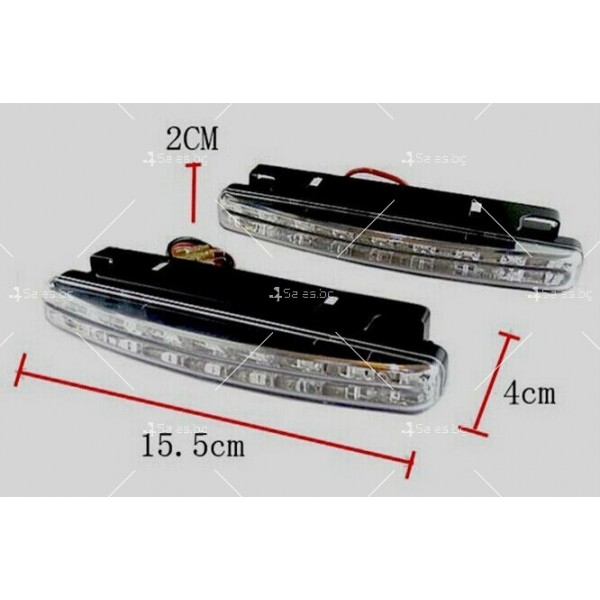 LED автомобилни светлини DRL-LA589 - Car led31 3