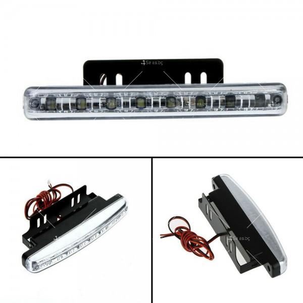 LED автомобилни светлини DRL-LA589 - Car led31 8