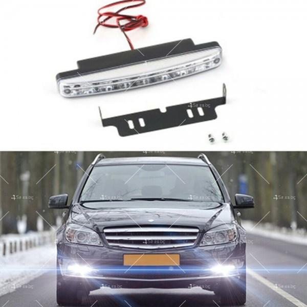 LED автомобилни светлини DRL-LA589 - Car led31 10