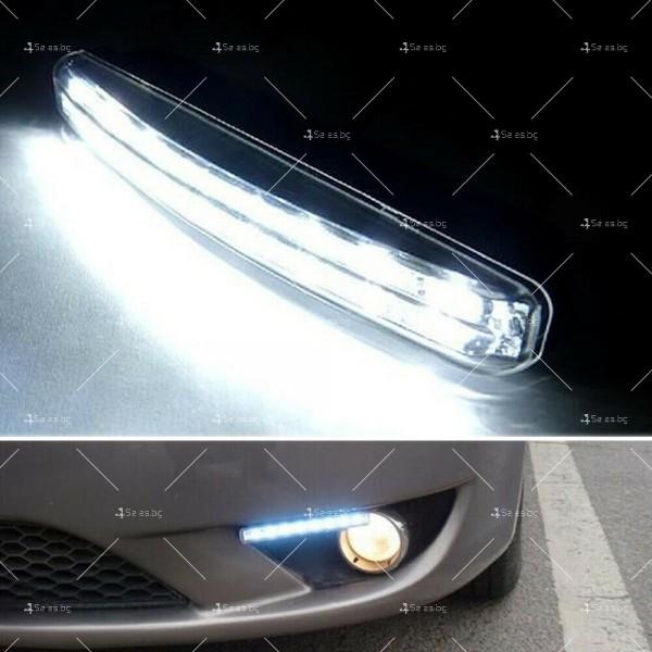 LED автомобилни светлини DRL-LA589 - Car led31 12
