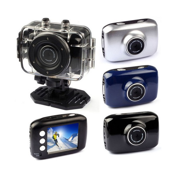 Action camcorder HD 720P. 4