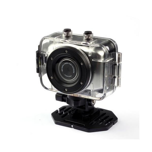 Action camcorder HD 720P. 8