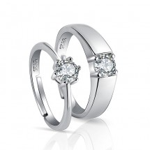 Двойка годежни пръстени в 40 разновидности B2