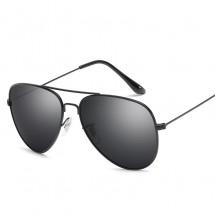 Дамски слънчеви очила тип авиатор с двойна рамка UV400 защита