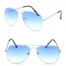 Дамски слънчеви очила тип авиатор в седем различни цвята