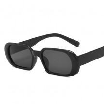 Дамски ретро слънчеви очила в правоъгълна форма
