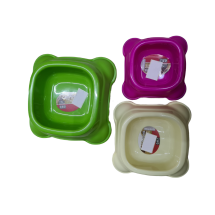 Пластмасова купичка за храна за домашни любимци LBF6