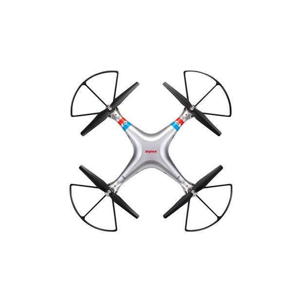 Квадрокоптер Syma X8G 4CH с 8mpx HD камера HeadLess режим RC IOC, LED 11