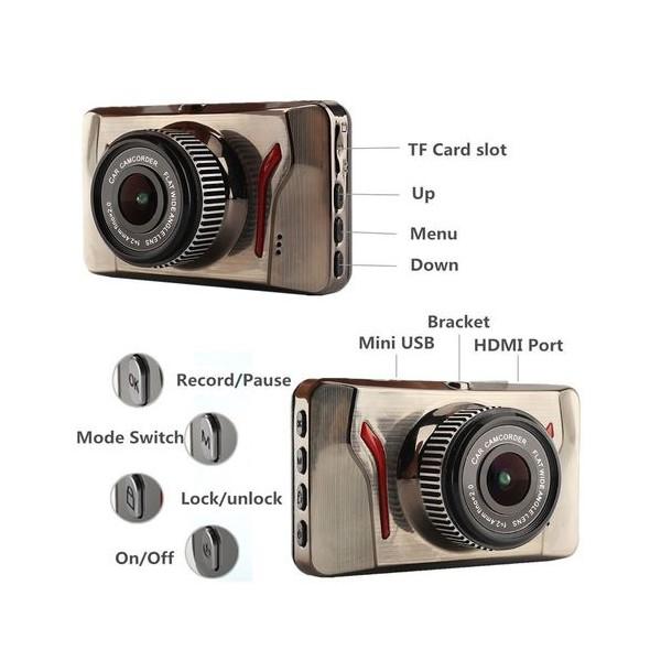 12MPX HD Автомобилна камера с възможност за нощно виждане AC37 8