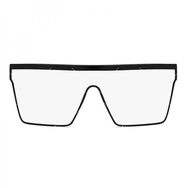Дамски слънчеви oversized очила в квадратна форма 7