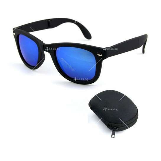 Сгъваеми унисекс слънчеви очила с поляризирани стъкла