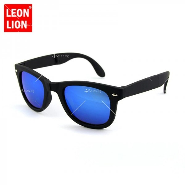 Сгъваеми унисекс слънчеви очила с поляризирани стъкла 11