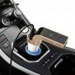 Фм трансмитер за кола 4 в 1 G7 + AUX ( FM, MP3 player, USB hands free) HF3 20
