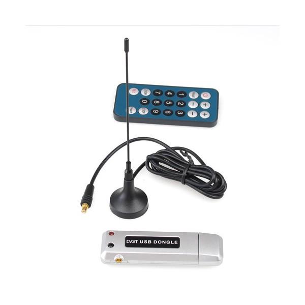 Устройство за записване и гледане на цифрова телевизия USB2.0 DVB-T 3