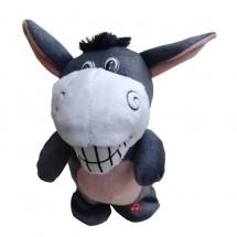Детска интелигентна плюшена играчка, магаре което ходи и говори
