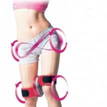 Ленти с 3D магнити с въртящ се механизъм за корекция на таза и коленете