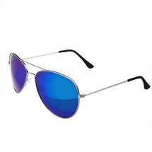 """Дамски очила тип """"Авиатор"""" с огледални стъкла в различни цветове YJ84"""