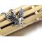 Интересна висулка във формата на летящ орел NSD23 2
