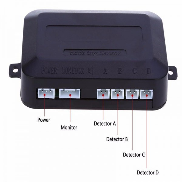 Парктроник за кола с 4 сензорни датчика PK1 14