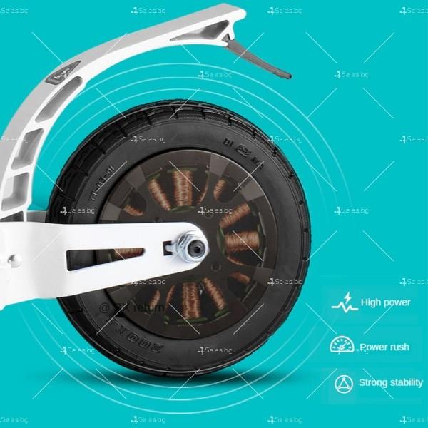 Сгъваема електрическа тротинетка с 8 инча гуми и скорост до 15 км./час SCOOTER5 6