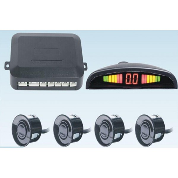 Парктроник за кола с 4 сензорни датчика PK1 27