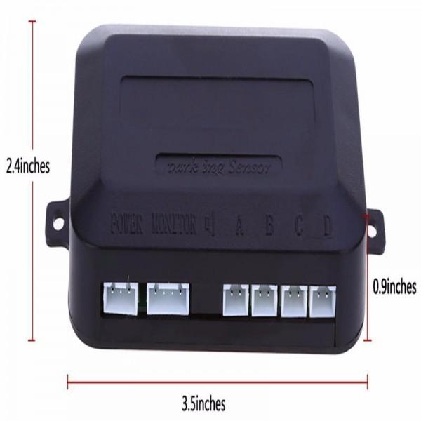 Парктороник за кола с 8 сензорни датчика PK2 22