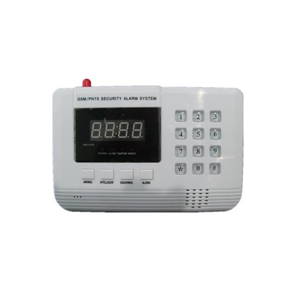Алармена система с 99 безжични зони PSTN ( за мобилен и стационарен телефон) 1