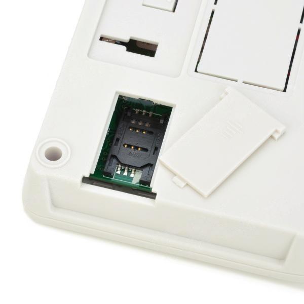 Алармена система с 99 безжични зони PSTN ( за мобилен и стационарен телефон) 4