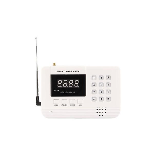 Алармена система с 99 безжични зони PSTN ( за мобилен и стационарен телефон) 10