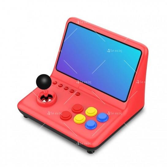 Ретро игра с 12-инчов цветен екран и 3D джойстик PSP4