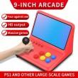 Ретро игра с 12-инчов цветен екран и 3D джойстик PSP4 3