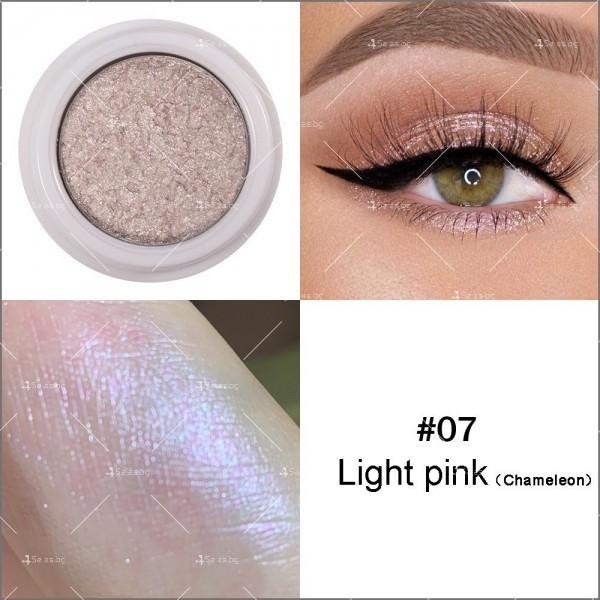 Кремообразни сенки за очи с металически блясък Han Daiyan HZS336 7