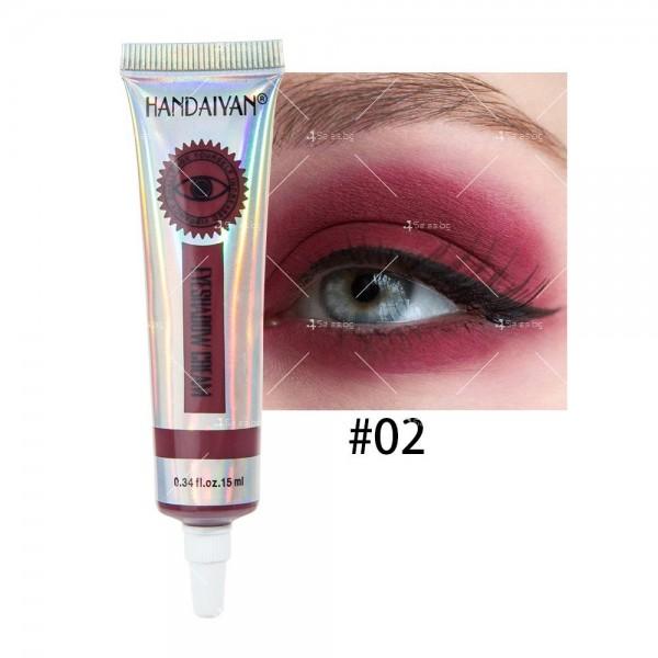 Цветни кремообразни сенки за очи Handaiyan HZS338 2