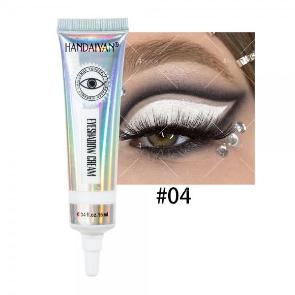 Цветни кремообразни сенки за очи Handaiyan HZS338 4