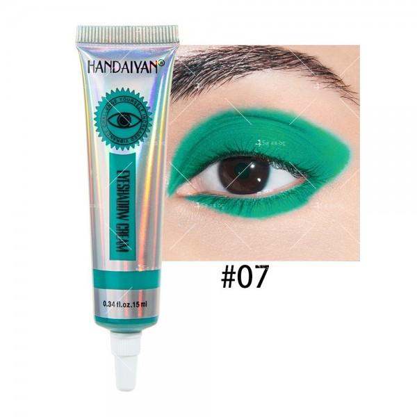 Цветни кремообразни сенки за очи Handaiyan HZS338 7