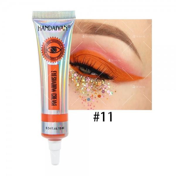 Цветни кремообразни сенки за очи Handaiyan HZS338 11